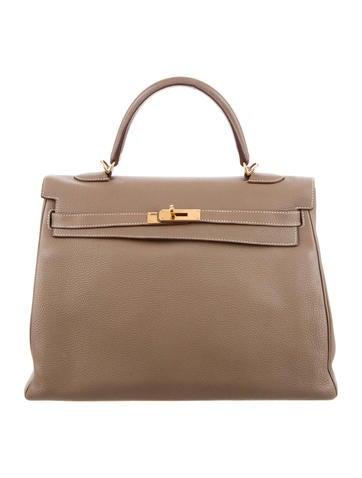 6c1768ce2a664 Hermès Kelly Bag   The RealReal