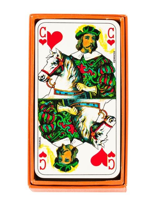 Hermès Grimaud Jeu De Tarot Playing Cards - Decor & Accessories