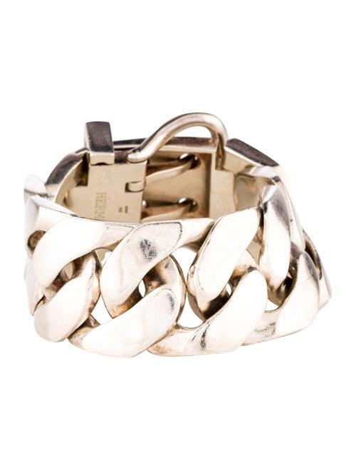 17608ec9a4b5 Hermès Boucle Sellier TGM Bracelet - Bracelets - HER175174   The ...