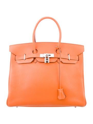 5bfd8c26e9f Hermès Togo Birkin 35 ...