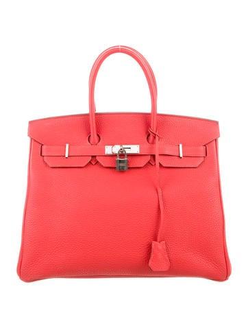 f9b312d529 Hermès Togo Birkin 35 ...