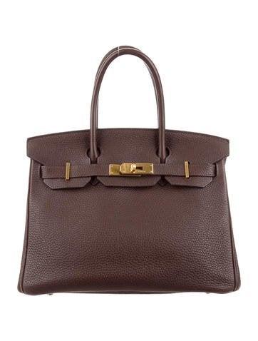 49021b1469aff Hermès Togo Birkin 30 ...