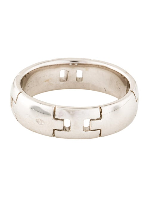 Hermès 18K Hercules Ring white