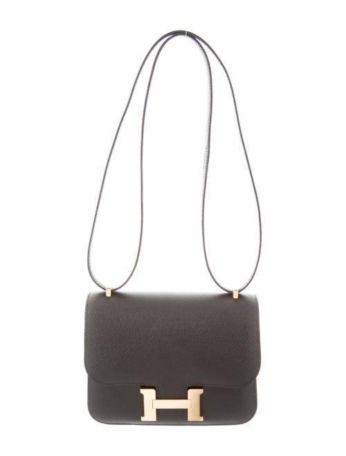 2019 Epsom Mini Constance Iii W/ Tags by Hermès