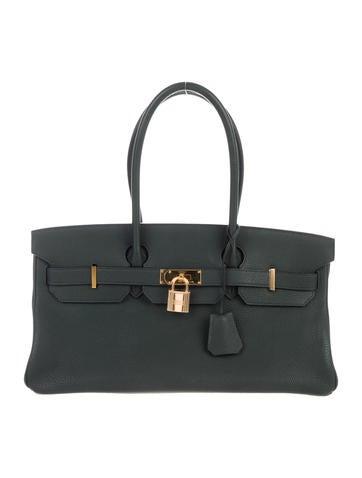 6f844c4c0dc0 Hermès Togo JPG Shoulder Birkin ...