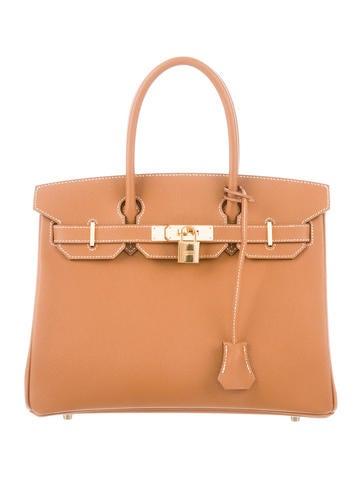 85ee6bb3d0a7 Hermès Epsom Birkin 30 w  Tags ...