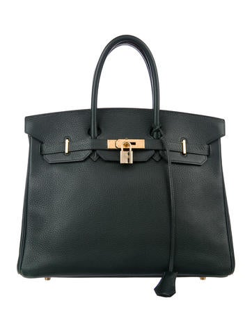 4df1f0c98ad6 Hermès Clemence Birkin 35 ...