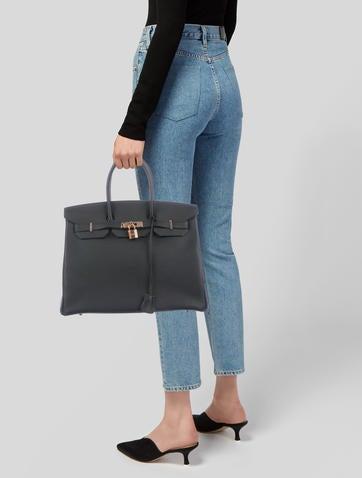 4d83686cf880 Hermès 2019 Clemence HAC Birkin 36 Hermès 2019 Clemence HAC Birkin 36