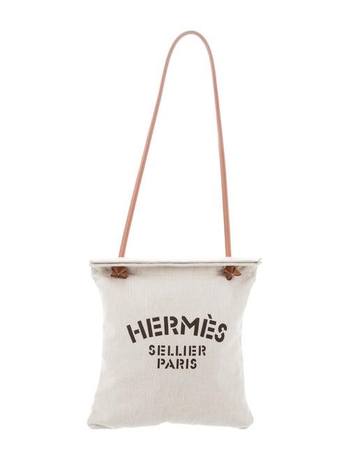 d7ca52a4a Hermès 2018 Aline Grooming Bag - Handbags - HER192051 | The RealReal