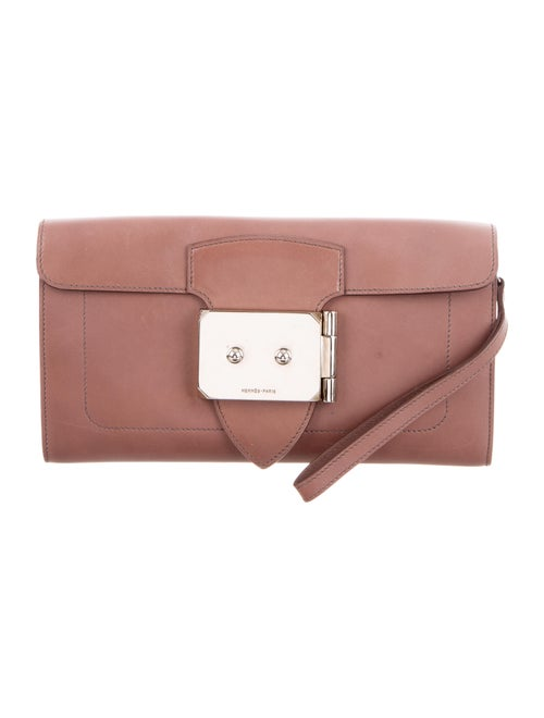 Hermès Box Goodlock Clutch