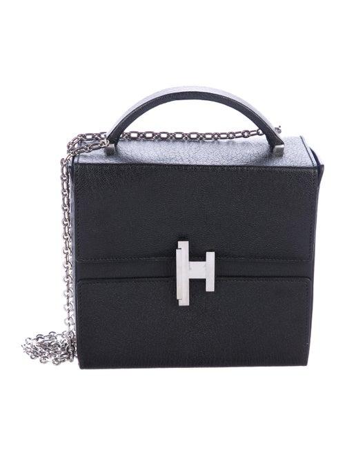 2017 Cinhetic Box Bag by Hermès