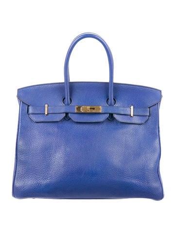 6ff83b7157 Hermès Birkin Bag | The RealReal