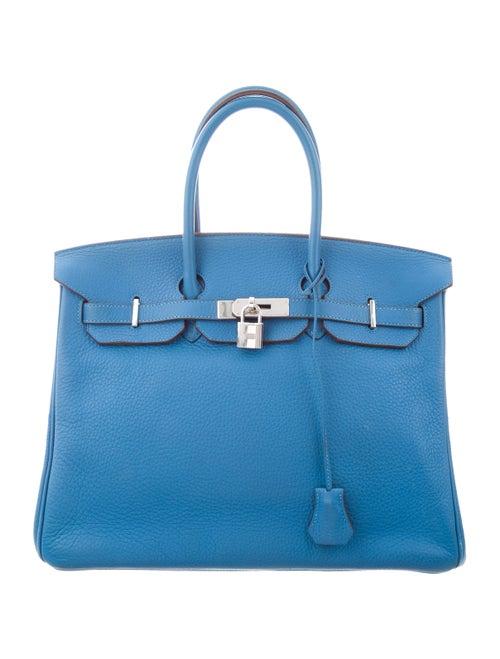 Hermès Clemence Birkin 35
