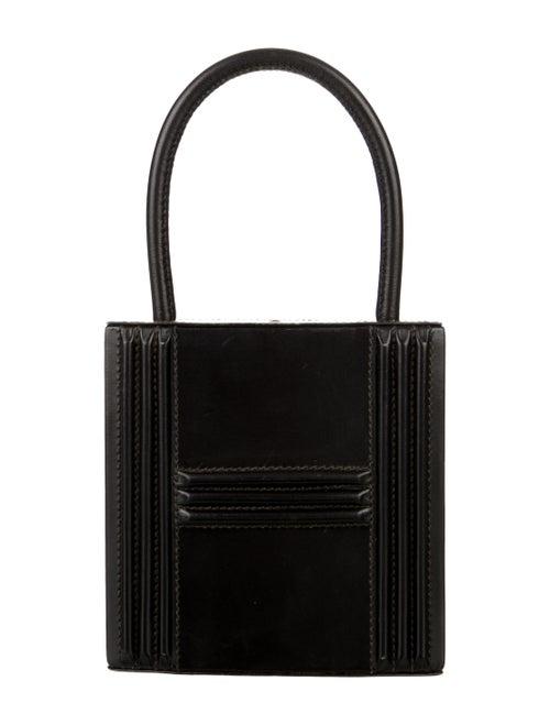 Cadena Lock Box Bag by Hermès