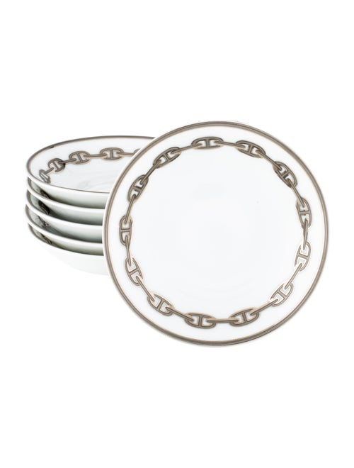 Set of 6 Chaine d'Ancre Soy Dishes