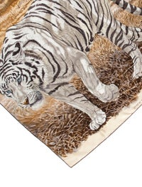 Tigre Du Bengale Silk Scarf image 2