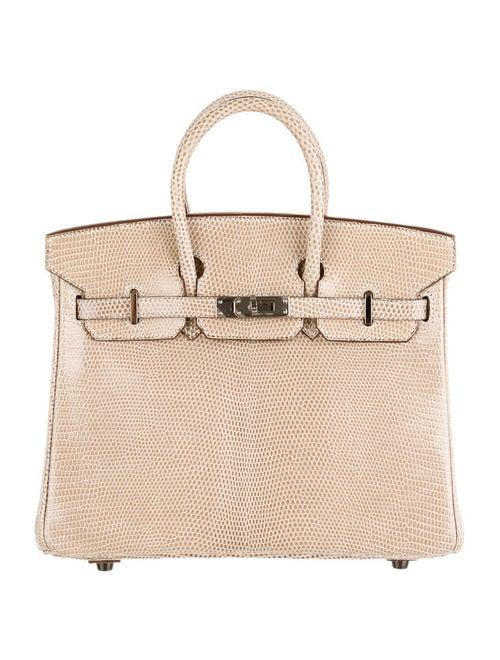 9fc2aec1b6f8 Hermès Lizard Birkin 25 - Handbags - HER22111