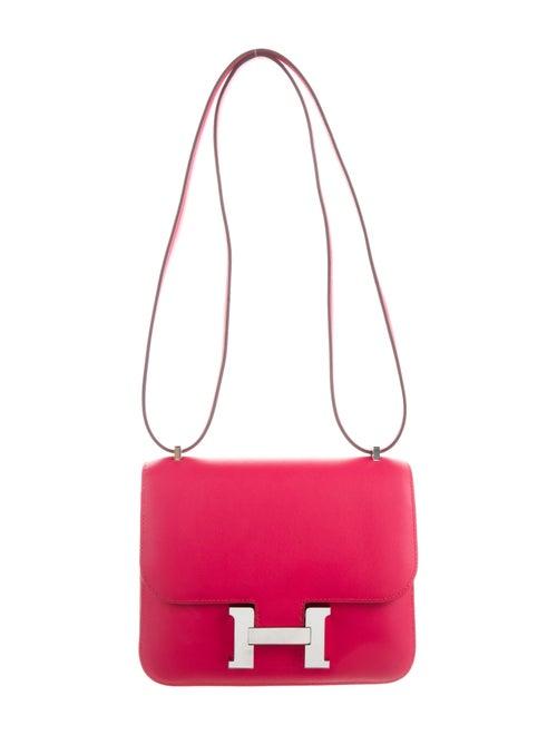 2018 Mini Evercolor Constance 18 by Hermès