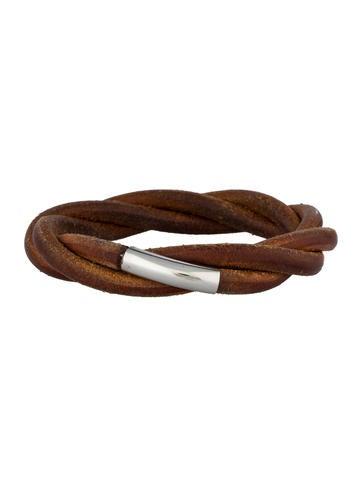 Leather Bangle