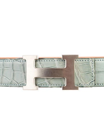 Matte Porosus Crocodile Belt Kit