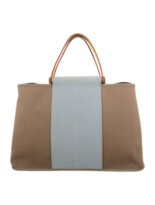 Hermès Toile Cabag 40 brown