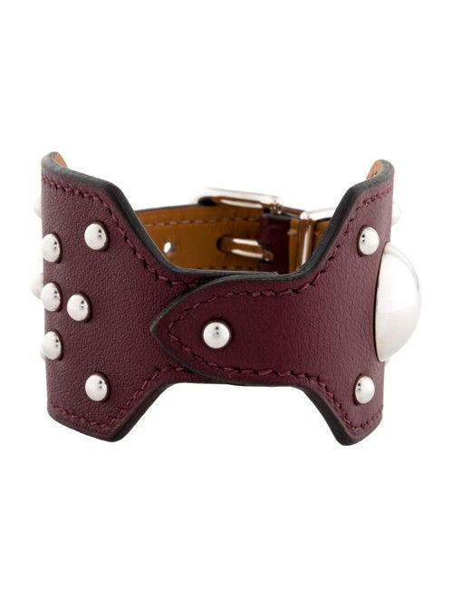 Hermès Leather Carnaby Bracelet