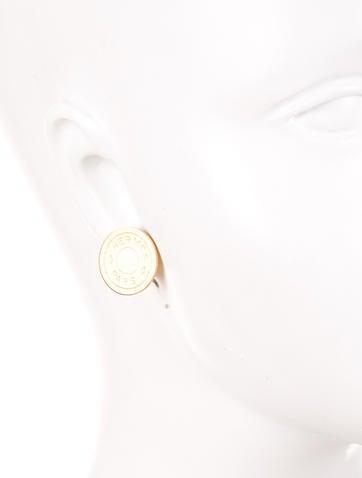 Clou de Selle Clip-On Earrings