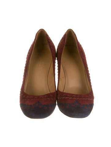 hermès pump  shoes  her26619  the realreal
