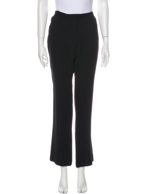 Hermès Wide Leg Pants Black