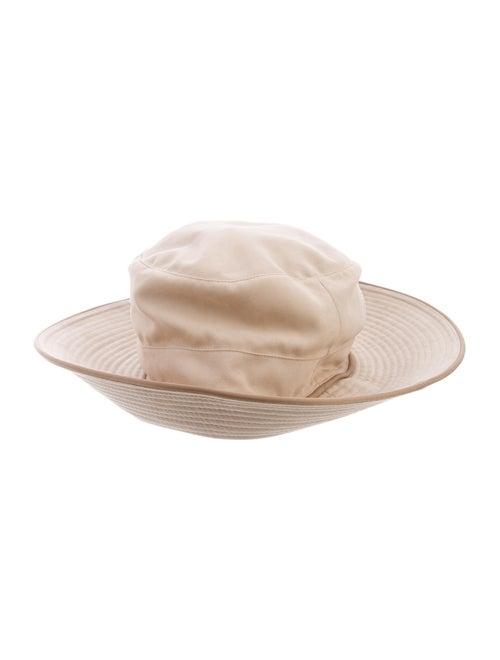 Hermès Bucket Hat Tan
