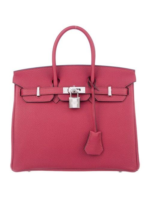 Hermès Togo Birkin 25 Rouge