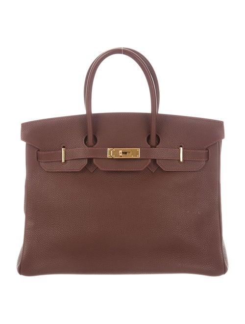 Hermès Togo Birkin 30 gold