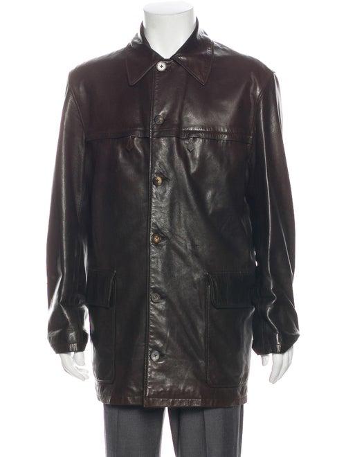 Hermès Jacket Brown