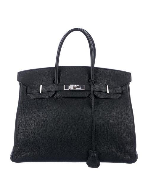 Hermès Togo Birkin 35 Noir