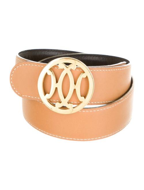 Hermès Vintage Reversible Lift 32mm Belt Kit Gold