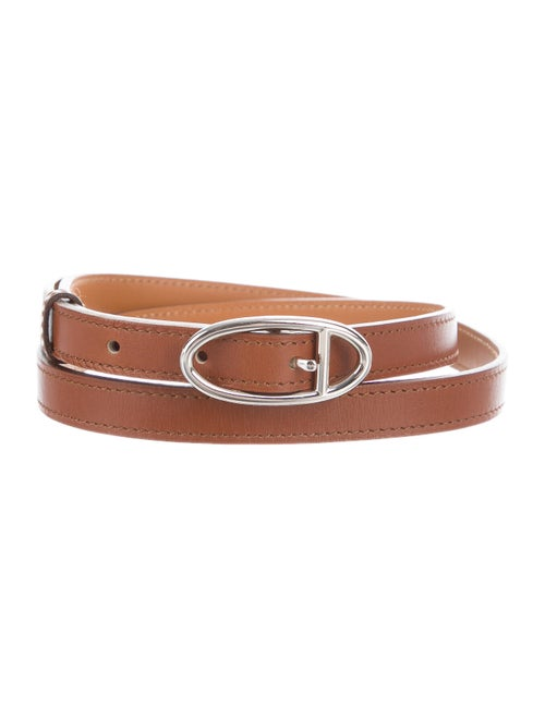 Hermès Box 13Mm Belt