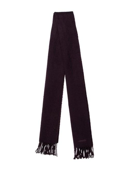 Hermès Unie Cashmere Scarf purple