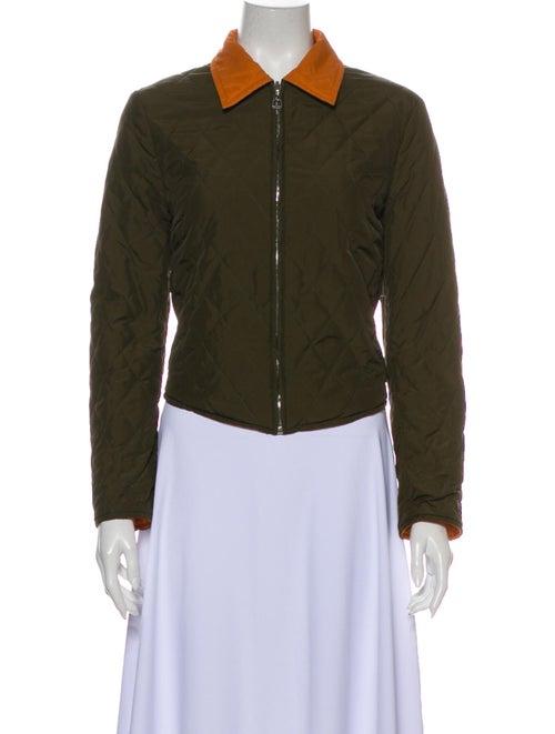 Hermès Utility Jacket Green