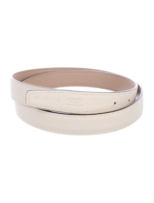 Hermès Reversible 24Mm Belt Strap