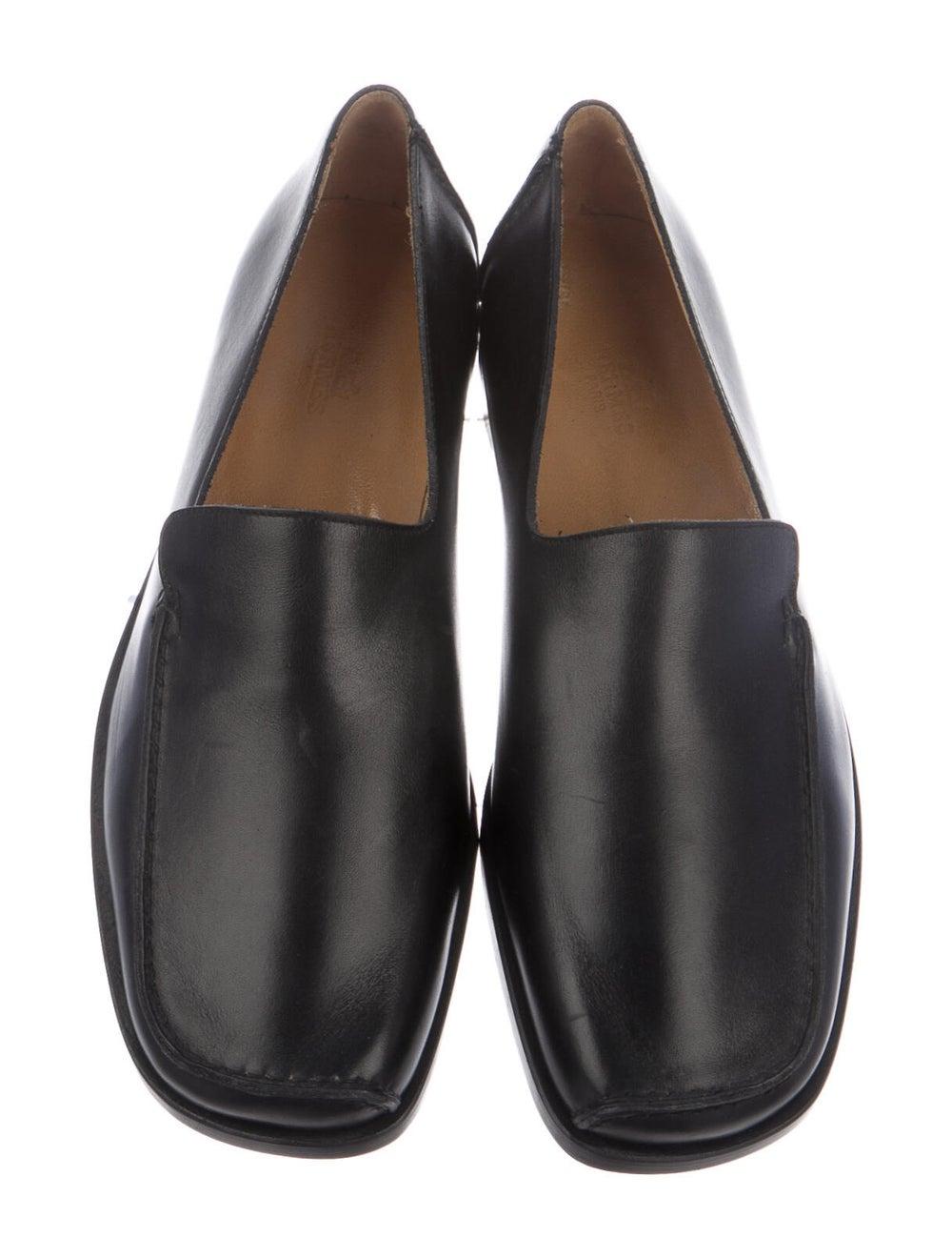 Hermès Loafers Black - image 3