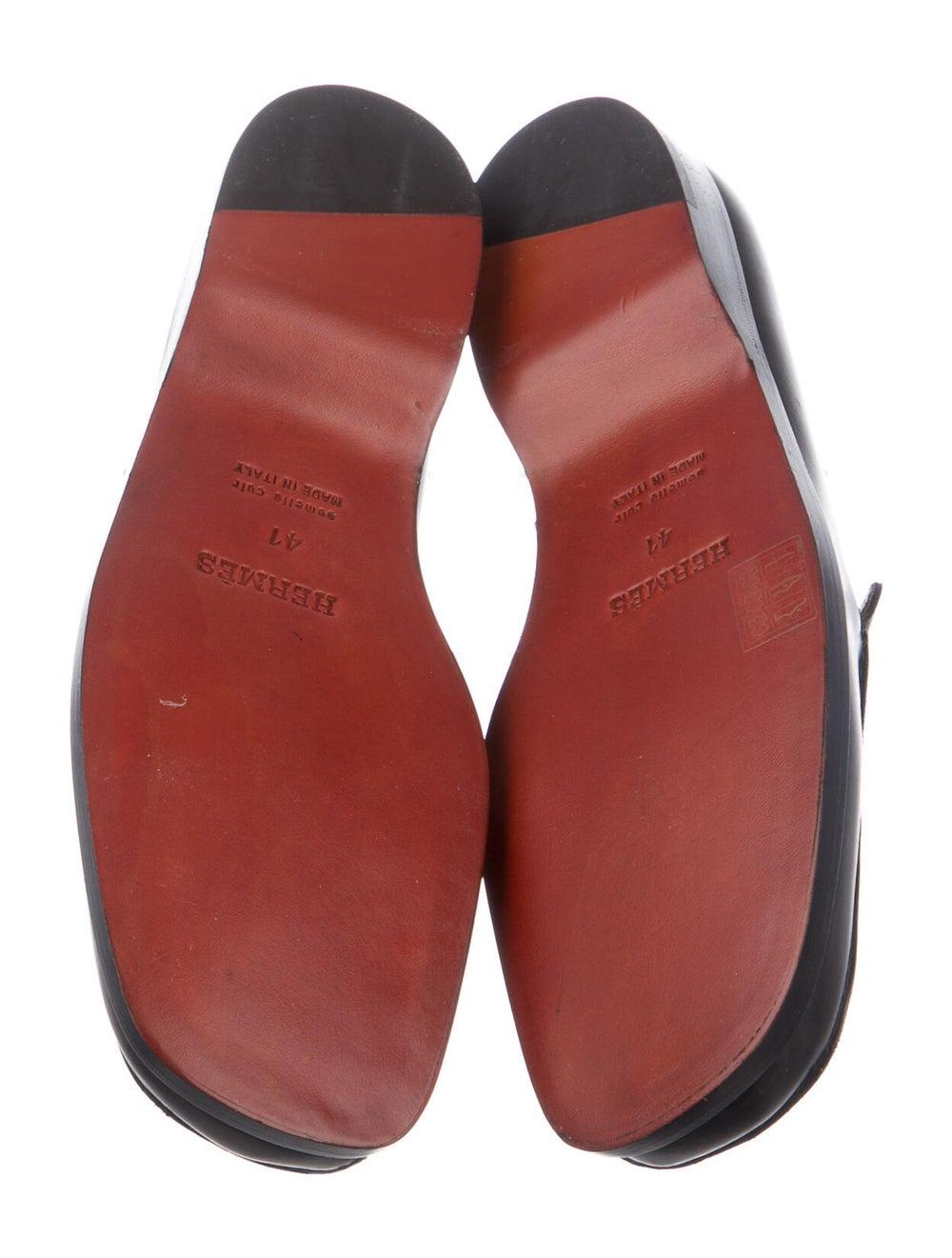 Hermès Loafers Black - image 5