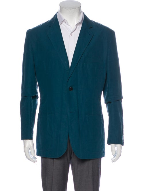 Hermès Sport Coat Green