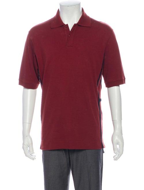 Hermès Crew Neck Short Sleeve Polo Shirt