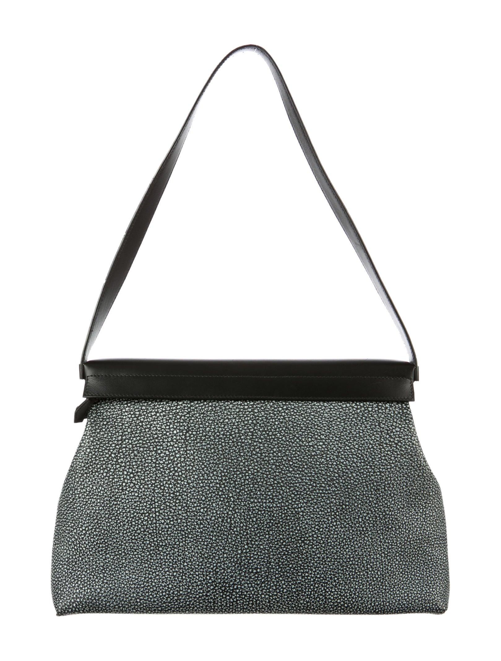58b8d82e21b0 Hermès Dalmatian Yeoh Bag - Handbags - HER28832