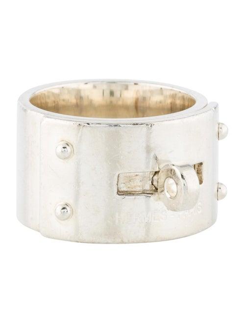 Hermès Hermès Kelly Ring Silver