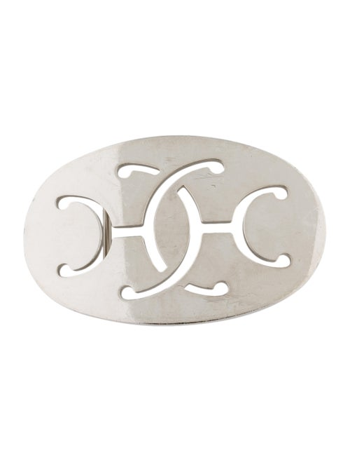 Hermès Philippine Belt Buckle Silver