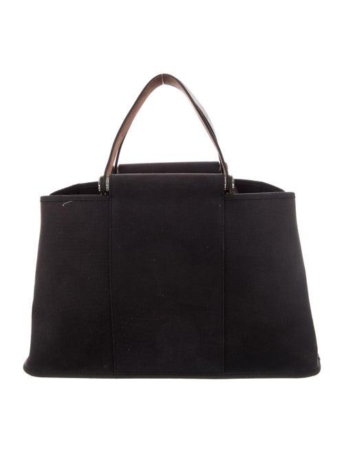 Hermès Toile Cabag Elan Noir
