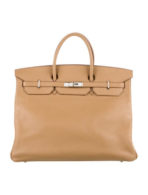 Hermès Clemence Birkin 40