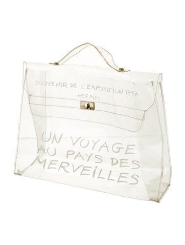 Vinyl Kelly Bag