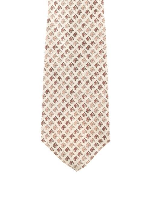 Hermès Silk Tie multicolor